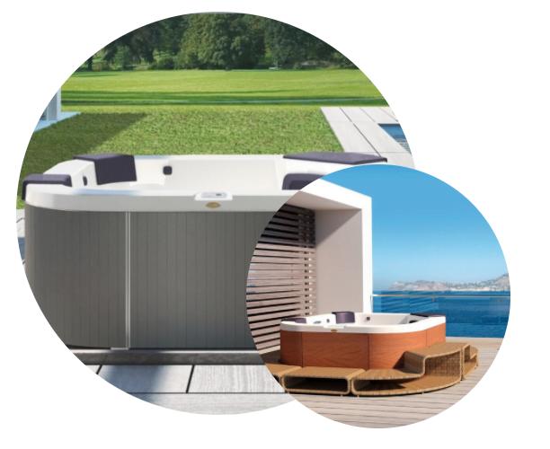 Jacuzzi Italian Design sú štýlové a kvalitné vírivky Jacuzzi® s najmodernejšími prvkami a trendmi. Profesionálna hydromasáž, pokročilé funkcie a úsporné systémy s dominantným dizajnom.