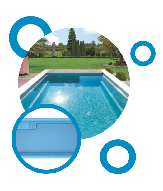 Keramické bazény Compass sú cenovo najdrahšie z našej ponuky, ale jedná sa o najlepšie bazény na trhu.