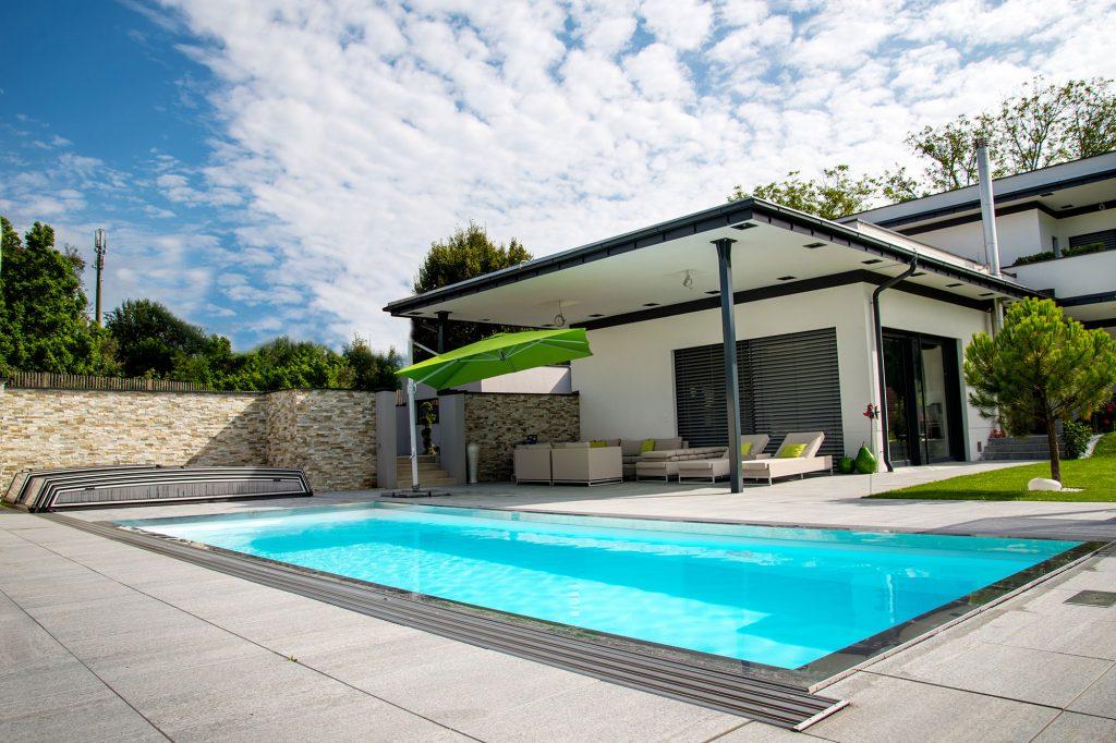 Skimmerové bazény sú najobľúbenejšie bazény súčasnosti