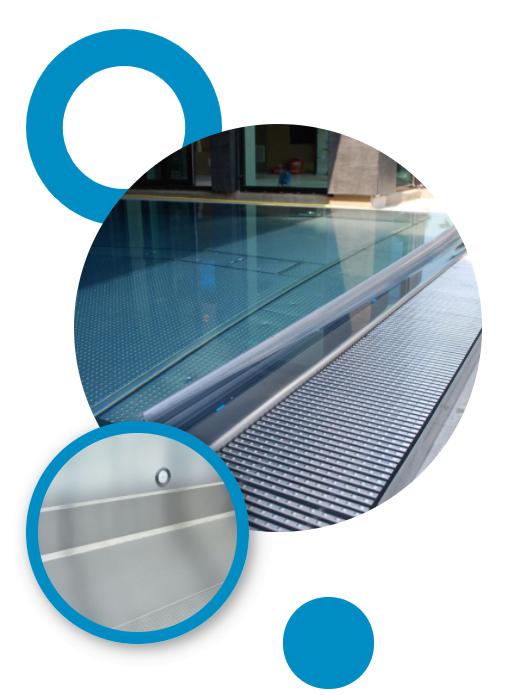Nerezové bazény INOXline sú vysoko kvalitné bazény z nehrdzavejúcej ocele. Sú kombináciou moderného, nadčasového vzhľadu materiálu a jednoduchej elegancie.